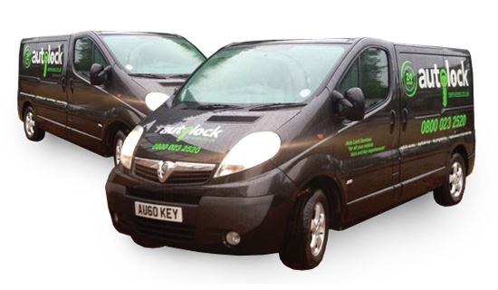 Mobile auto locksmiths